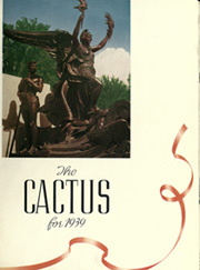 Page 5, 1939 Edition, University of Texas Austin - Cactus Yearbook (Austin, TX) online yearbook collection