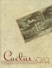 University of Texas Austin - Cactus Yearbook (Austin, TX) online yearbook collection, 1943 Edition, Page 1