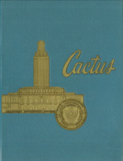 University of Texas Austin - Cactus Yearbook (Austin, TX) online yearbook collection, 1952 Edition, Page 1