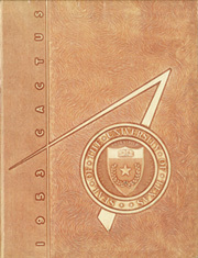 University of Texas Austin - Cactus Yearbook (Austin, TX) online yearbook collection, 1953 Edition, Page 1