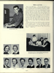 Page 162, 1956 Edition, University of Texas Austin - Cactus Yearbook (Austin, TX) online yearbook collection