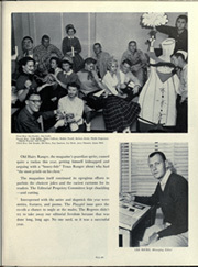 Page 167, 1956 Edition, University of Texas Austin - Cactus Yearbook (Austin, TX) online yearbook collection