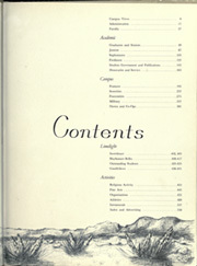 Page 9, 1956 Edition, University of Texas Austin - Cactus Yearbook (Austin, TX) online yearbook collection