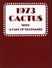 Page 1, 1973 Edition, University of Texas Austin - Cactus Yearbook (Austin, TX) online yearbook collection