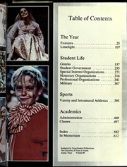 Page 7, 1973 Edition, University of Texas Austin - Cactus Yearbook (Austin, TX) online yearbook collection