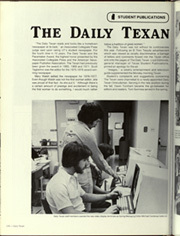 Page 254, 1977 Edition, University of Texas Austin - Cactus Yearbook (Austin, TX) online yearbook collection