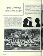 Page 314, 1978 Edition, University of Texas Austin - Cactus Yearbook (Austin, TX) online yearbook collection