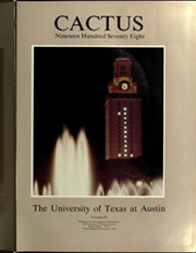 Page 5, 1978 Edition, University of Texas Austin - Cactus Yearbook (Austin, TX) online yearbook collection
