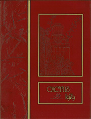 1979 Edition, University of Texas Austin - Cactus Yearbook (Austin, TX)