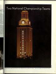 Page 13, 1981 Edition, University of Texas Austin - Cactus Yearbook (Austin, TX) online yearbook collection