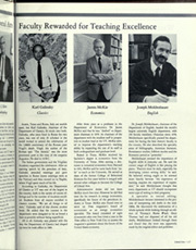 Page 123, 1982 Edition, University of Texas Austin - Cactus Yearbook (Austin, TX) online yearbook collection