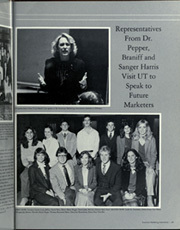 Page 297, 1982 Edition, University of Texas Austin - Cactus Yearbook (Austin, TX) online yearbook collection