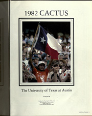 Page 5, 1982 Edition, University of Texas Austin - Cactus Yearbook (Austin, TX) online yearbook collection