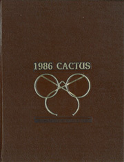 1986 Edition, University of Texas Austin - Cactus Yearbook (Austin, TX)