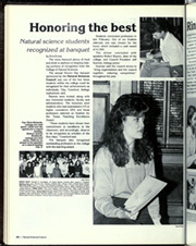 Page 292, 1986 Edition, University of Texas Austin - Cactus Yearbook (Austin, TX) online yearbook collection