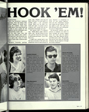 Page 61, 1986 Edition, University of Texas Austin - Cactus Yearbook (Austin, TX) online yearbook collection