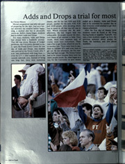 Page 8, 1987 Edition, University of Texas Austin - Cactus Yearbook (Austin, TX) online yearbook collection