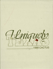 1988 Edition, University of Texas Austin - Cactus Yearbook (Austin, TX)