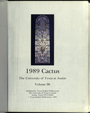 Page 5, 1989 Edition, University of Texas Austin - Cactus Yearbook (Austin, TX) online yearbook collection
