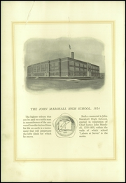 Page 8, 1925 Edition, Marshall High School - Cardinal Yearbook (Minneapolis, MN) online yearbook collection