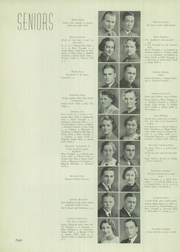 Page 10, 1936 Edition, Marshall High School - Cardinal Yearbook (Minneapolis, MN) online yearbook collection