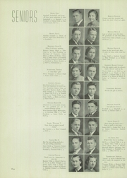 Page 12, 1936 Edition, Marshall High School - Cardinal Yearbook (Minneapolis, MN) online yearbook collection