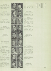 Page 9, 1936 Edition, Marshall High School - Cardinal Yearbook (Minneapolis, MN) online yearbook collection