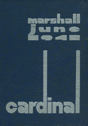 Marshall High School - Cardinal Yearbook (Minneapolis, MN) online yearbook collection, 1941 Edition, Page 1