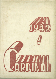 1942 Edition, Marshall High School - Cardinal Yearbook (Minneapolis, MN)