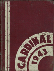 1943 Edition, Marshall High School - Cardinal Yearbook (Minneapolis, MN)