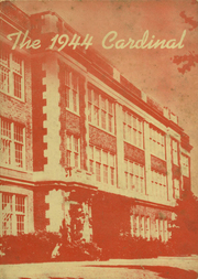 1944 Edition, Marshall High School - Cardinal Yearbook (Minneapolis, MN)