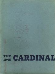 Marshall High School - Cardinal Yearbook (Minneapolis, MN) online yearbook collection, 1945 Edition, Page 1