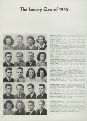 Page 16, 1945 Edition, Marshall High School - Cardinal Yearbook (Minneapolis, MN) online yearbook collection