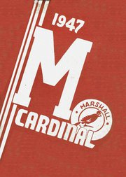 1947 Edition, Marshall High School - Cardinal Yearbook (Minneapolis, MN)