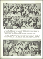 Page 42, 1955 Edition, Marshall High School - Cardinal Yearbook (Minneapolis, MN) online yearbook collection