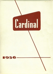 1956 Edition, Marshall High School - Cardinal Yearbook (Minneapolis, MN)