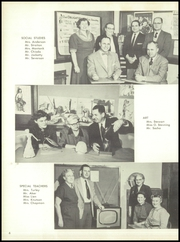 Page 10, 1956 Edition, Marshall High School - Cardinal Yearbook (Minneapolis, MN) online yearbook collection