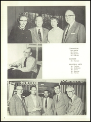 Page 12, 1956 Edition, Marshall High School - Cardinal Yearbook (Minneapolis, MN) online yearbook collection