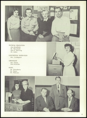 Page 13, 1956 Edition, Marshall High School - Cardinal Yearbook (Minneapolis, MN) online yearbook collection