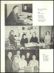 Page 8, 1956 Edition, Marshall High School - Cardinal Yearbook (Minneapolis, MN) online yearbook collection