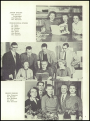 Page 9, 1956 Edition, Marshall High School - Cardinal Yearbook (Minneapolis, MN) online yearbook collection