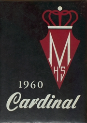 1960 Edition, Marshall High School - Cardinal Yearbook (Minneapolis, MN)