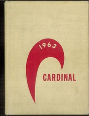 1963 Edition, Marshall High School - Cardinal Yearbook (Minneapolis, MN)