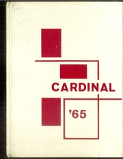 1965 Edition, Marshall High School - Cardinal Yearbook (Minneapolis, MN)