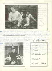 Page 11, 1965 Edition, Marshall High School - Cardinal Yearbook (Minneapolis, MN) online yearbook collection
