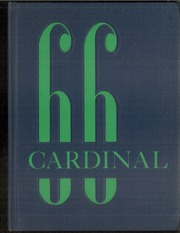 1966 Edition, Marshall High School - Cardinal Yearbook (Minneapolis, MN)