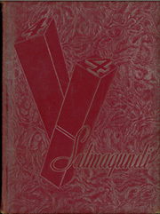 1944 Edition, Seminole High School - Salmagundi Yearbook (Sanford, FL)