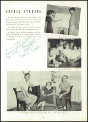 Page 17, 1954 Edition, Seminole High School - Salmagundi Yearbook (Sanford, FL) online yearbook collection
