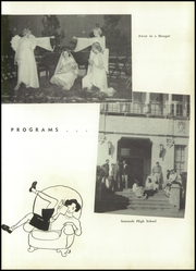 Page 9, 1954 Edition, Seminole High School - Salmagundi Yearbook (Sanford, FL) online yearbook collection
