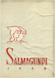 Seminole High School - Salmagundi Yearbook (Sanford, FL) online yearbook collection, 1956 Edition, Page 1
